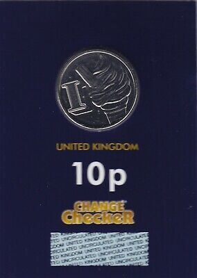 "NEW 2019 Alphabet 10p Coin Letter I ""Ice Cream"" - Brilliant Uncirculated, Sealed"