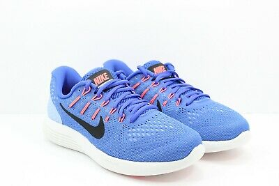 the best attitude 7f439 b7f00 New NIKE LUNARGLIDE 8 RUNNING SHOES Blue Pink AA8677-406 Women s Size 9
