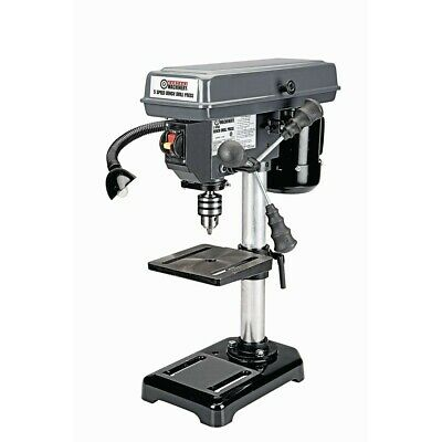 5 Speed Bench Pillar Drill Press For Wood Or Metal Hobby