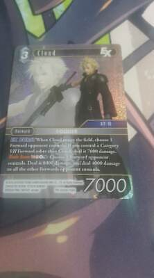 PR-044//8-006L Cloud Foil Français NM Final Fantasy TCG