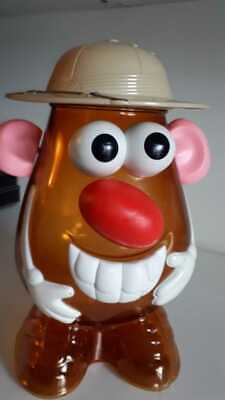 Mr Potato head bucket 30 pieces, Mr Potato head container with accessories