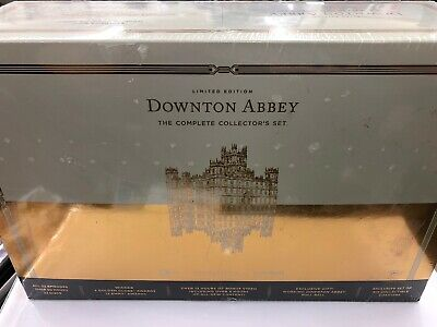 Downton Abbey The Complete Limited Edition Collector's Set Season 1-6+DVD NEW