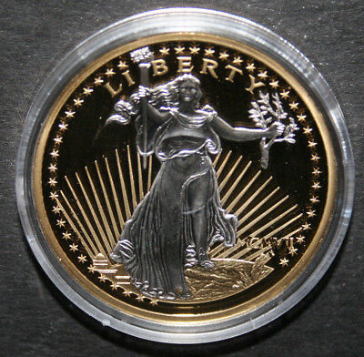 2013 Platinum Accented 1933 Double Eagle Liberty Proof Coin w/ Certificate