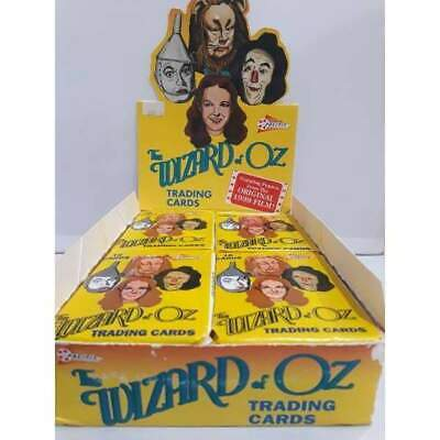 The Wizard Of Oz 1990 Trading Cards by Pacific -Single Pack