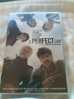 A Perfect Day (DVD, 2016)**FREE SHIPPING**CHECK OUT MY STORE RARE DVDS***