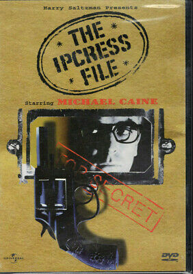 The Ipcress File DVD NEW Sealed