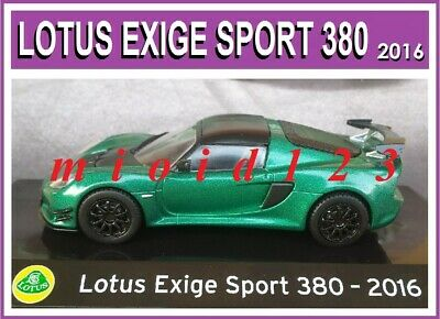 1/43 - Supercars Collection : LOTUS EXIGE SPORT 380 - [2016] - Die-cast