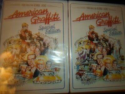 NEW American Graffiti (DVD, 2011, Special Edition)