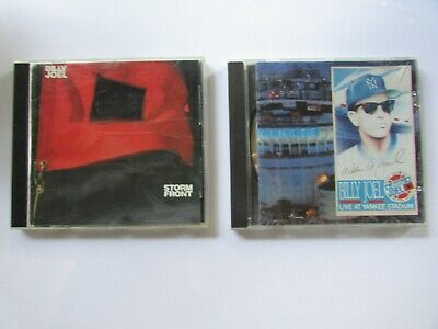 Billy Joel - Storm Front and Live from Yankee Stadium - 2 CDs