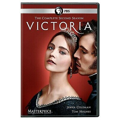 Victoria: The Complete Second Season 2 ONLY Deluxe DVD Set Canadian Seller