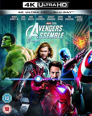 Avengers Assemble - DVD / Blu-ray / 3D / 4K, for 12 years and over