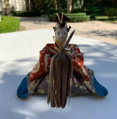 Antique Japanese  Hina Doll