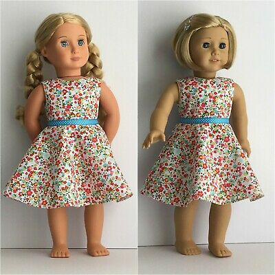 Fits American Girl, Our Generation 18 inch 46 cm dolls - Dress
