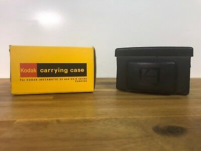 Kodak Carrying Case For Kodak Instamatic 33 And 55-X Series Camera