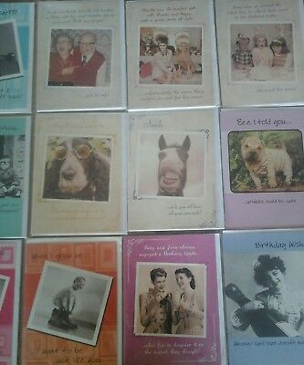 50 What A Hoot Cards, Wholesale Joblot Greeting Cards