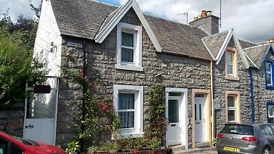 w/c 25th May Scottish Cottage Holiday - Dumfries & Galloway - New Gallowa