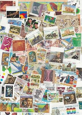 Australia Cheap Postage! Unused Stamps With Gum Face Value $66.33! Great Savings