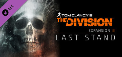 Tom Clancy's The Division - Last Stand DLC PC *uPlay CD-KEY* 🔑🕹🎮