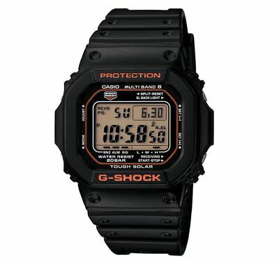 Casio G-Shock GW-M5610-1 Wrist Watch for Men with tracking From JAPAN