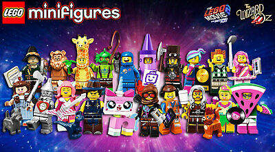 LEGO Minifigures #71023 - Serie LEGO Movie Part 2 Complete Collection - 100% NEW