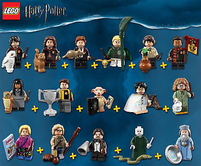 LEGO Minifigures Harry Potter #71022 - Serie Complete - 100% NEW / NEUF