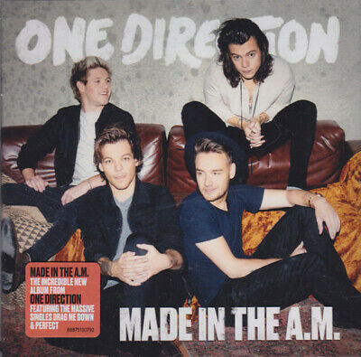 One Direction - Made in the A.m. by One Direction CD #1966689