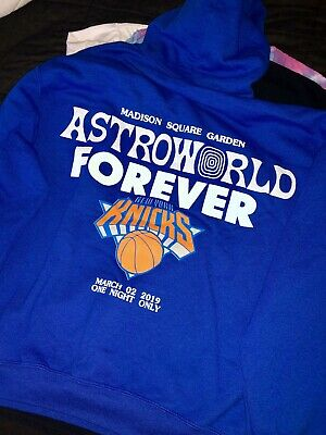 4c3086301c93 TRAVIS SCOTT ASTROWORLD LS Tee MSG NYC Tour Exclusive. Small. Free ...