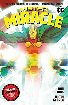 Mister Miracle by Tom King New Paperback Book