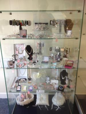 Wedding/bridal accessories business/stock for sale RRP £16,000 ++ with website