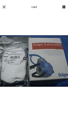 Drager X-Plore 3300 And Refill Date 08-20
