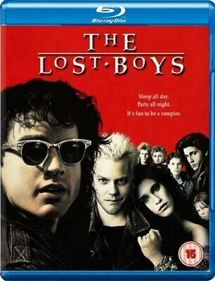 The Lost Boys (Blu-ray Disc, 2008, Special Edition)