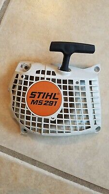 GENUINE OEM STIHL Ms291 Recoil Pull Starter For Chainsaw - $18 95