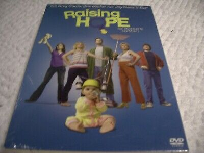 DVD RAISING HOPE Die komplette Season 1 DEUTSCH NEU & ovp in Folie! Staffel eins