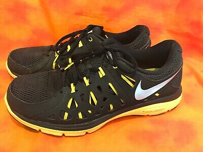 7427f7798939d NIKE DUAL FUSION St2 Mens Athletic Shoes Blue/yellow Size 8.5 ...