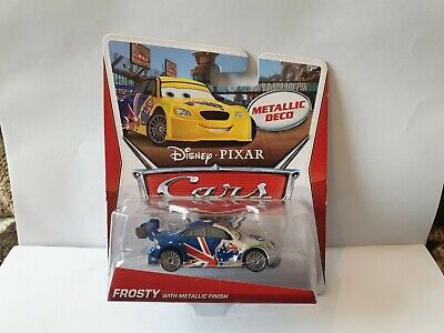 Carbon Racers Combined Postage VHTF DISNEY CARS DIECAST Frosty