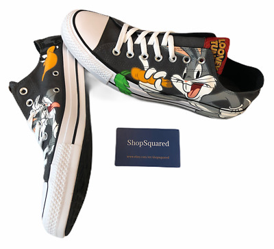 CONVERSE CONS CHUCK Taylor All Star Lo Looney Tunes Daffy