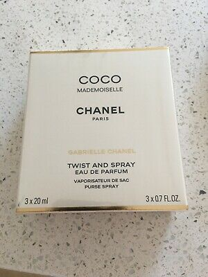 Chanel Paris- Coco Madeoiselle