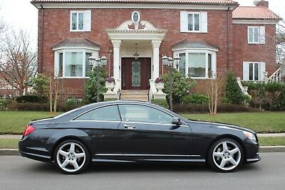 2014 Mercedes-Benz CL-Class CL 550 4MATIC AWD 2dr Coupe 2014 Mercedes-Benz CL-Class CL 550 4MATIC AWD 2dr Coupe Sport AMG 7-Speed AWD V8