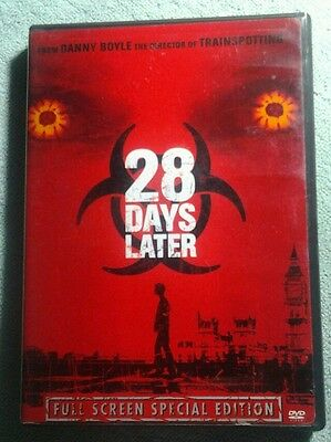 28 Days Later Full Screen Special Edition Dvd 09770 *buy 2 Save 10%*