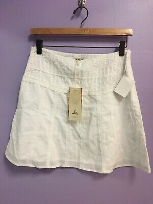e10495f8c5 BROADWAY & BROOME by Madewell short pleated silk skirt, Size 0,NWT ...