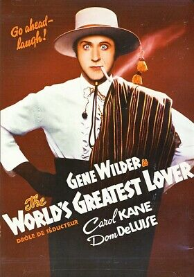 The World's Greatest Lover New Dvd