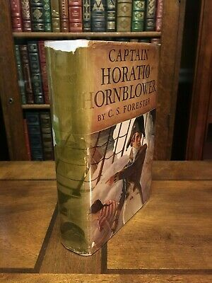 "1940 ""CAPTAIN HORATIO HORNBLOWER"" by C.S. Forester"
