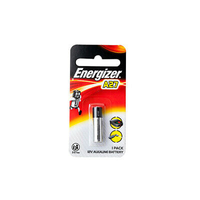 NEW Energizer Battery A27 12 V 1 Pack Single Use Batteries