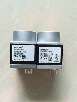 1pcs Used Basler acA2500-14uc industrial camera