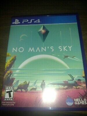No Man's Sky (Sony PlayStation 4, 2016)