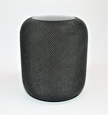 Apple HomePod Space Grey 16GB Wi-Fi & Bluetooth Smart Speaker A1639 #311145