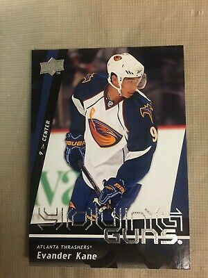 2009-10 UD Upper Deck Evander Kane Young Guns YG Rookie RC San Jose Sharks