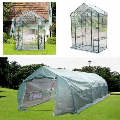 Greenhouse Garden Walk In Cover Portable Growing Plant Flower Outdoor Heavy Duty