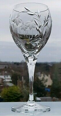 """CASCADE Design Goblet  – 210 mm Tall """"NEW GLASSES"""" Super Quality Crystal"""