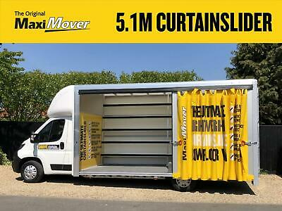 PEUGEOT BOXER MAXI Mover 4 5M ProMAX Ultra-Lightweight Low